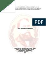 INTERVENCIÓN DE ENFERMERÍA ANTE LA CRISIS SITUACIONAL PERCIBIDA POR LOS FAMILIARES CON PACIENTES .pdf