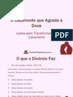 O Casamento que Agrada a Deus - Pregador Manasses