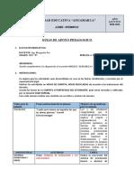 8.1 PLAN DE CONTINGENCIA 1RO-B S4