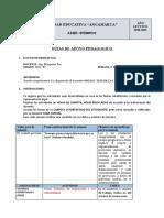 8.1 PLAN DE CONTINGENCIA 1RO-B S3