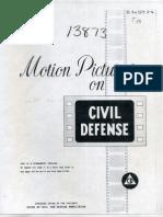 Motion Pictures on Civil Defense (1959)