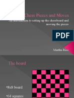 Chess Pieces and Moves