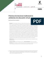 Dialnet-PracticasDeDocenciaTradicionalEnAmbientesDeEducaci-7395767.pdf