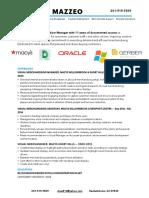 cleia mazzeo resume pdf