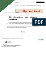 1.3 Operaciones con números complejos _ 1