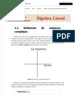 1.2 Definición de números complejos _ 1
