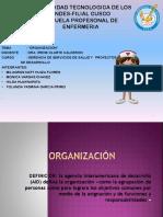 GRUPO 5 -ORGANIZACION