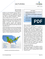 Hydraulic Fracturing Fact Sheet