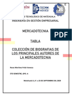 COLECCIÓN- BIOGRAFIAS- AUTORES- MERCA
