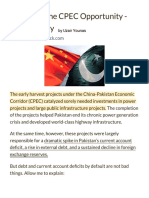Capturing the CPEC Opportunity - Pakistonomy