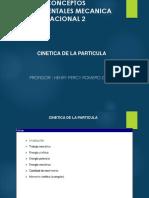 cinetica de la particula (1)