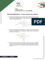 Estudo Dirigido Teoria Das Estruturas - Lista 01 (1)