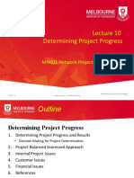 2020 T2 MN601 Lecture 10 Determine Project Progress and Results.pptx