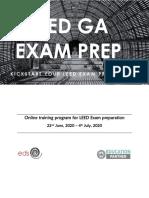 EDS_LEED-GA-online_program-schedule