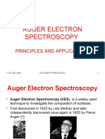 AUGER_ELECTRON_SPECTROSCOPY_FOR_17TH.ppt