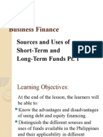 Chapter 4_Sources and Uses of Funds