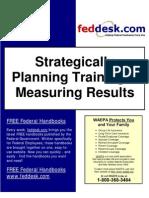 Planning Training