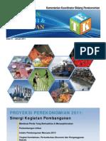 Tinjauan Ekonomi Keuangan Edisi Januari 2011