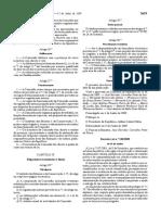20090615 LEGISLAÇÃO - Decreto-Lei 140-2009 de 15 de Junho - Regime Jurídico dos estudos, projectos, relatórios, obras ou intervenções sobre bens culturais classificados ou em vias de classificação-1