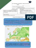 Guía 3° básico  N°1 historia, griegos y romanos