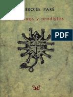 MONTRUOS Y PRODIGIOS. AMBROISE PARE.pdf