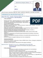 CV Ibrahima Camara