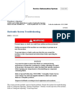 4.- Hydraulic System Troubleshooting