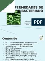 Equipo 5 Enfermedades de tipo bacteriano estoma
