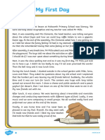 t2-e-2267-my-first-day-recount-writing-sample
