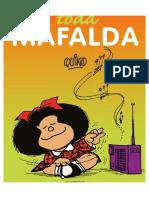 TODA MAFALDA - quadrinhos