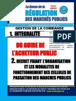 Guide de l'acheteur public