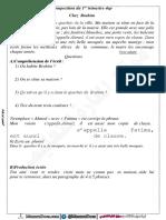 اختبارات السنة الرابعة 4 ابتدائي الفصل الاول اللغة الفرنسية موقع المنارة التعليمي (5).pdf