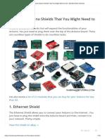 25 Useful Arduino Shields That You Might Need to Get _ Random Nerd Tutorials