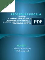 PROCEDURA FISCALA iasi 12 mai 2018.pptx