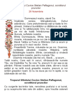 Acatistul Stelian Paflagonul