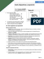 Hut 403 Parámetreos Para Diapositivas