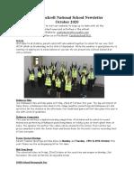 oct newsletter for webt