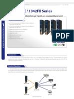 Datasheet_IES-1041FX_IES-1042FX_Series_v1.4