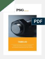 PARAFUSOS PSG-Tabelas-Brochura
