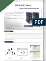 Datasheet_IPS-2042TX_IPS-2042FX_Series_v1.4