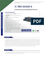 Datasheet_RES-3242GC_RES-3242GC-E_v1.1
