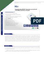 Datasheet_IAP-6701-WG+_v1.4