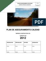 PAC Aseguramiento y Control Calidad Versión 01