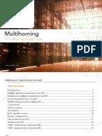 BGP Multihoming