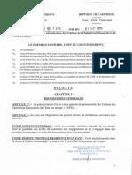 DECRET_N_2 019_3186_PM_DU_0 9_SEPT_2019_FIXANT_LE_CADRE_GENERAL_DE_PRESENTATION_DES_OPERATIONS_FINACIERES_DE_LETAT_TOFE