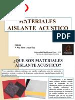 Materiales Aislantes - expo