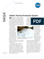 NASA Facts Orbiter Thermal Protection System 2004