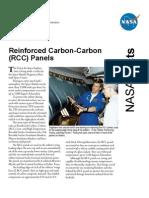 NASA Facts Reinforced Carbon-Carbon (RCC) Panels 2006