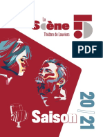 La Scene 5, Saison culturelle 2020-2021