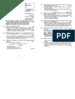 Probability & Statistics (BEG203HS)-1